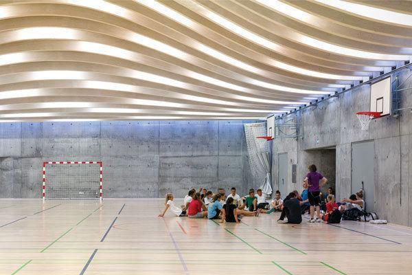 Gammel Hellerup Gymnasium Architect Magazine Education