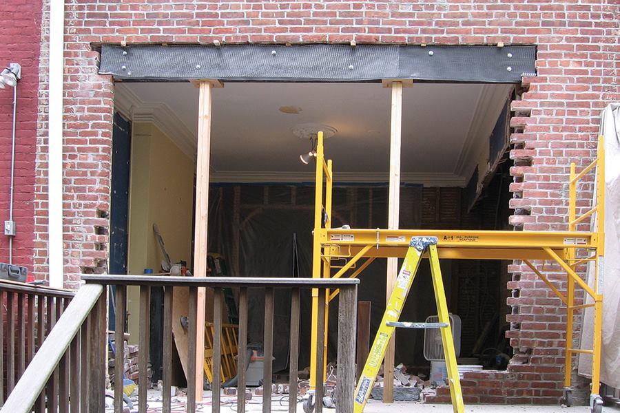 Build Interior Door