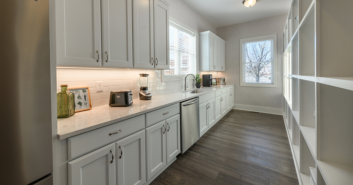 Why Messy Kitchens Are The Newest Custom Home Trend Custom Home Magazine Kitchen Design