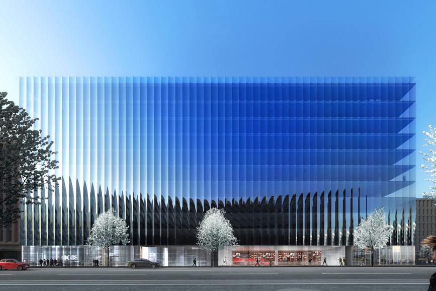 2050 M Street Architect Magazine REX Office