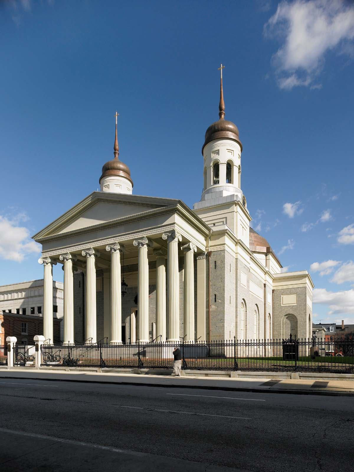 Americas First Cathedral Architect Magazine