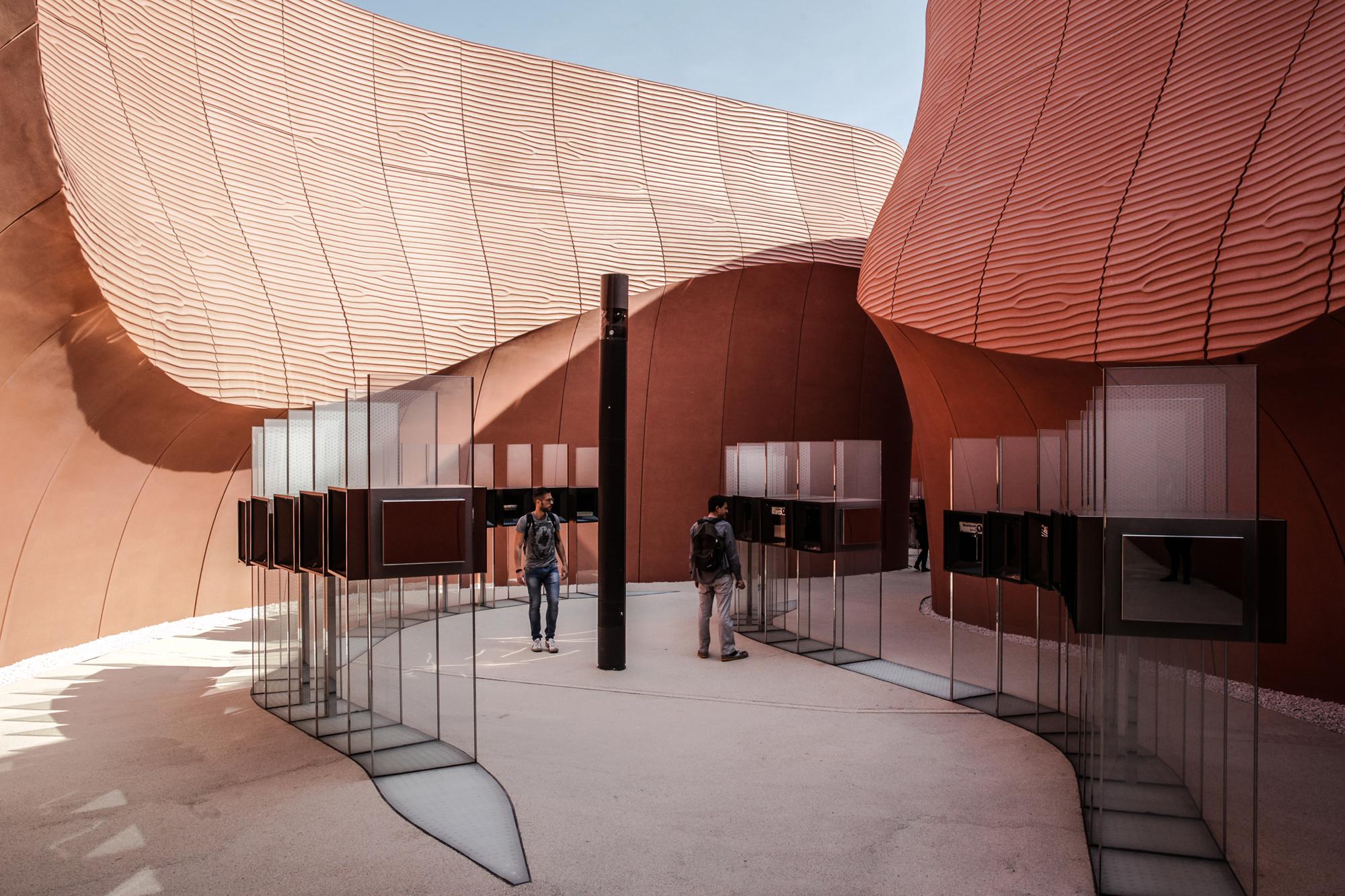 Milan Expo 2015 United Arab Emirates Architect Magazine