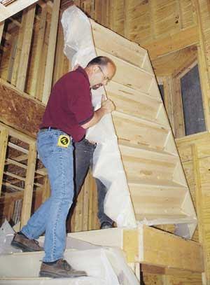 Installing Manufactured Stairs Jlc Online Framing