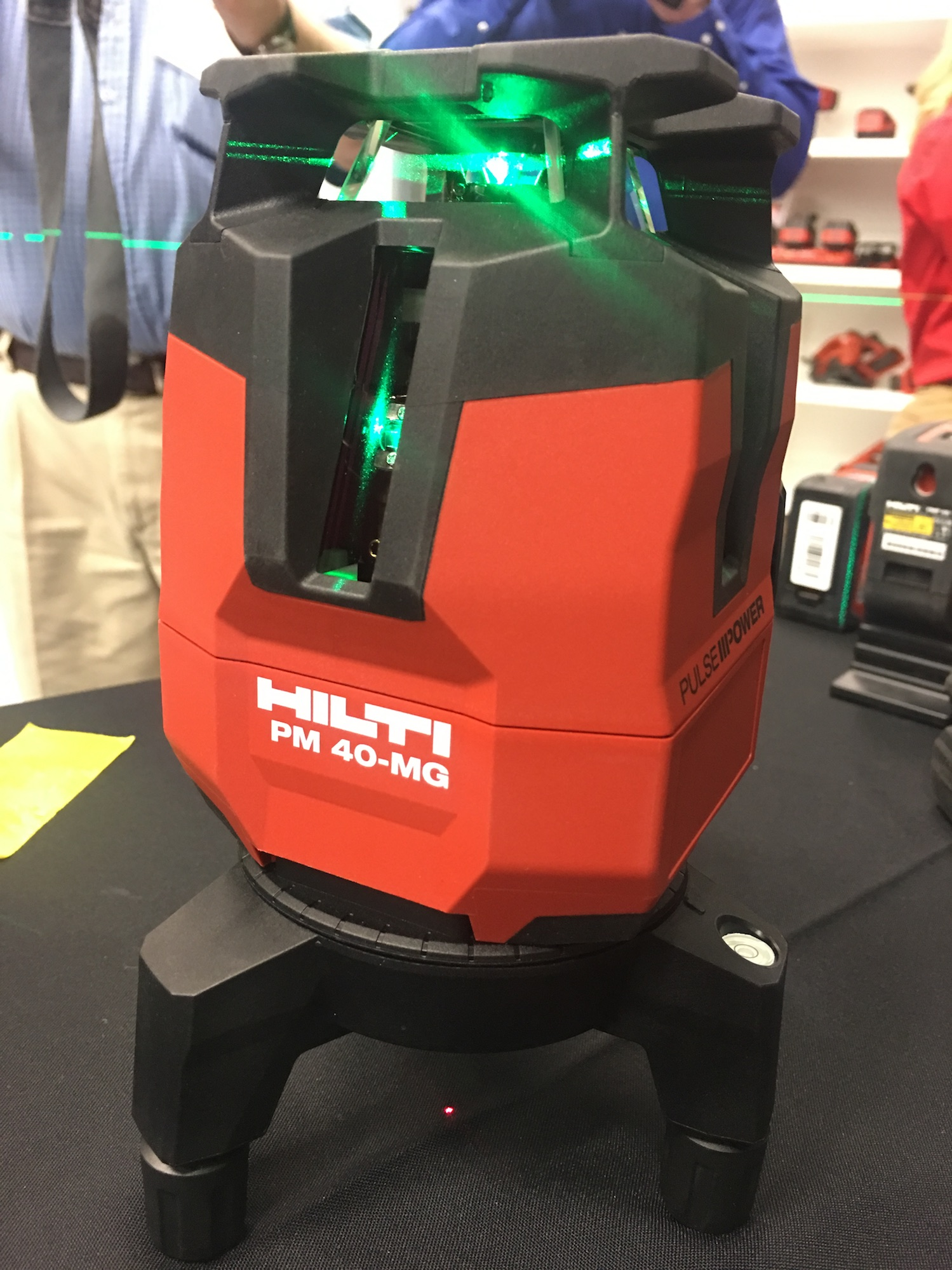 Hilti Innovation Day 2017 Tools Of The Trade