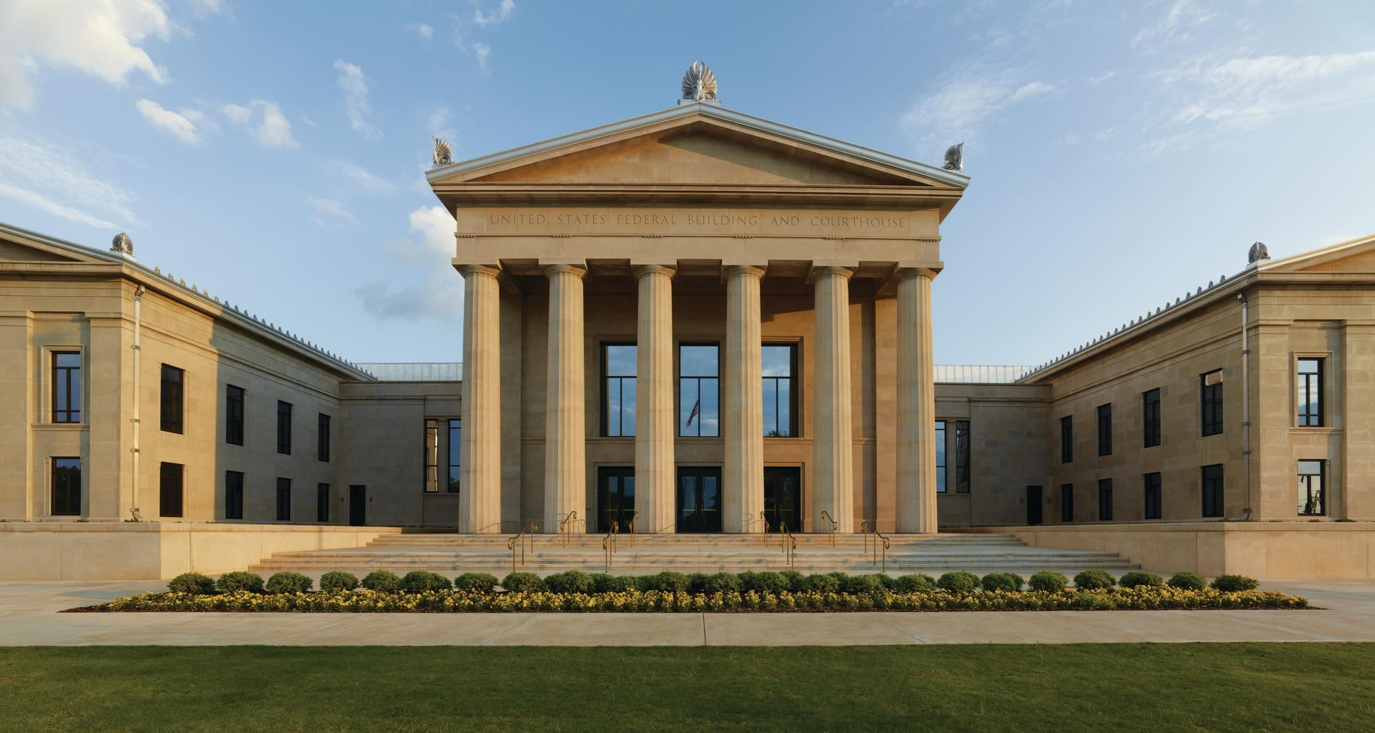 Tuscaloosa Federal Building And Courthouse Architect
