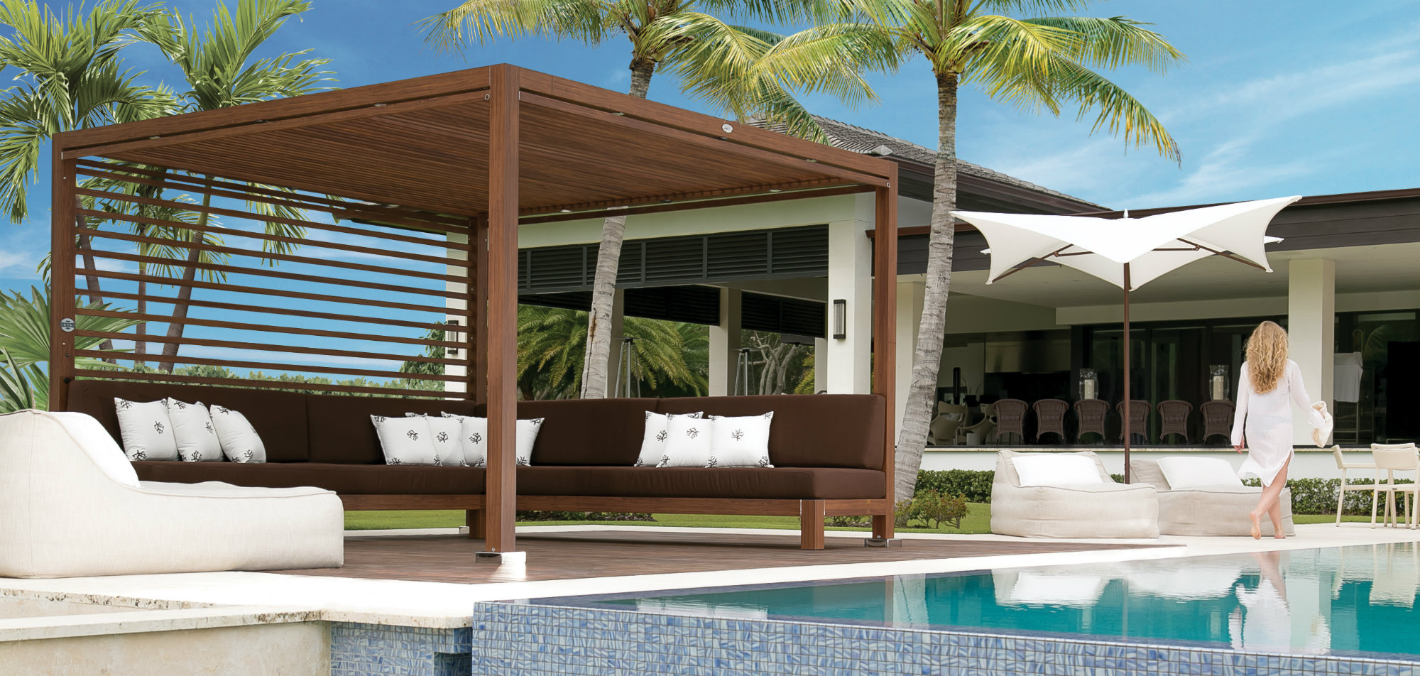 Tuuci Releases Newest Outdoor Cabana Pool Amp Spa News