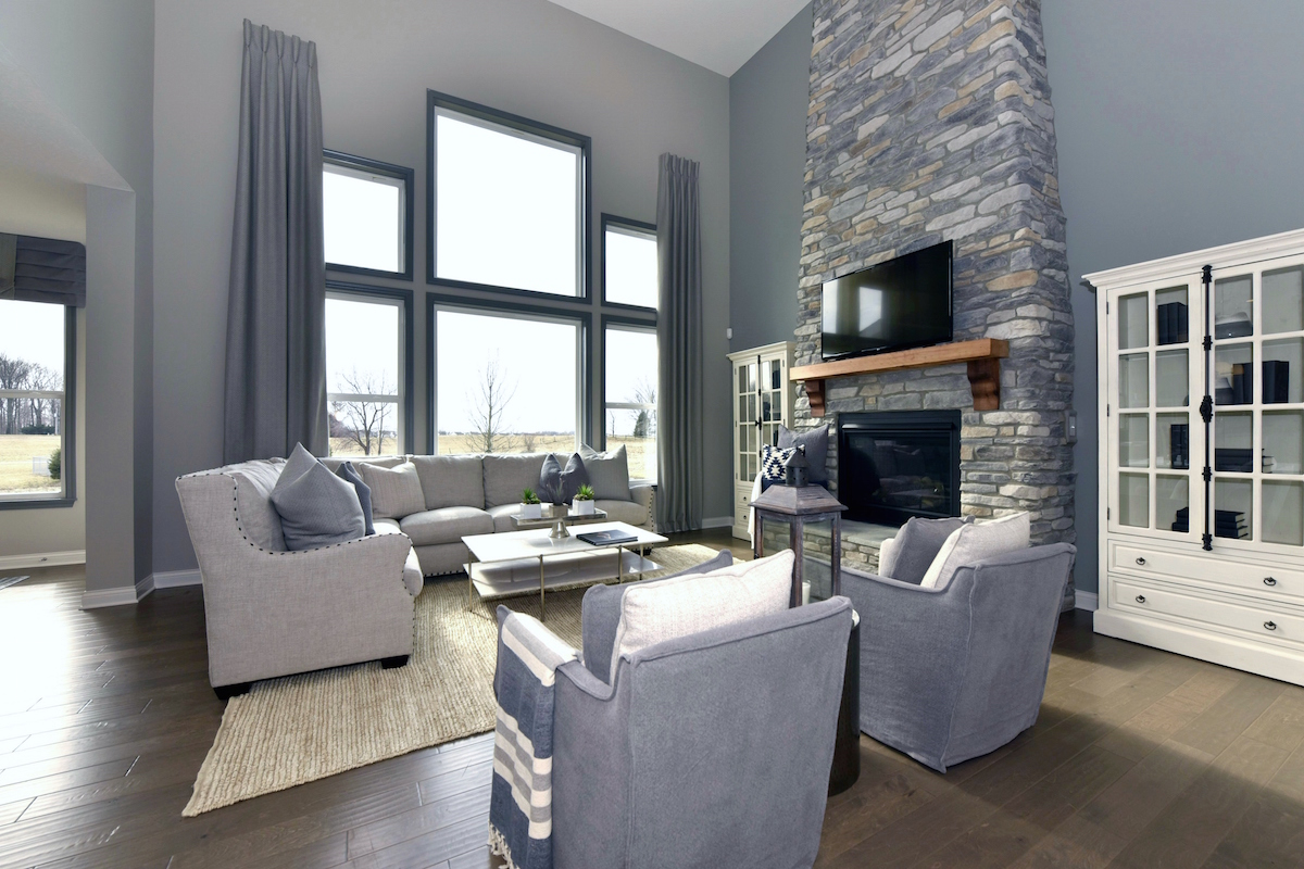 Fischer Homes Adds Two Models Outside Indy Builder