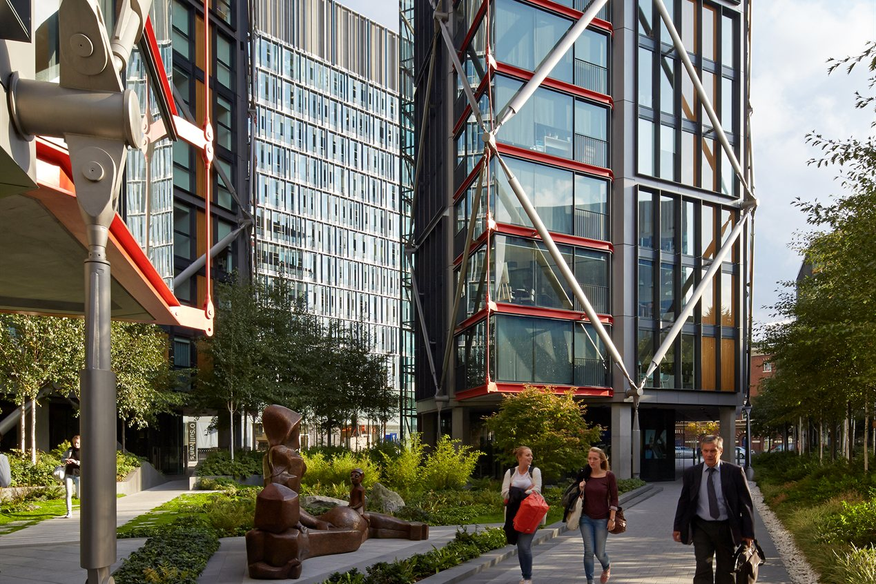Neo Bankside Architect Magazine