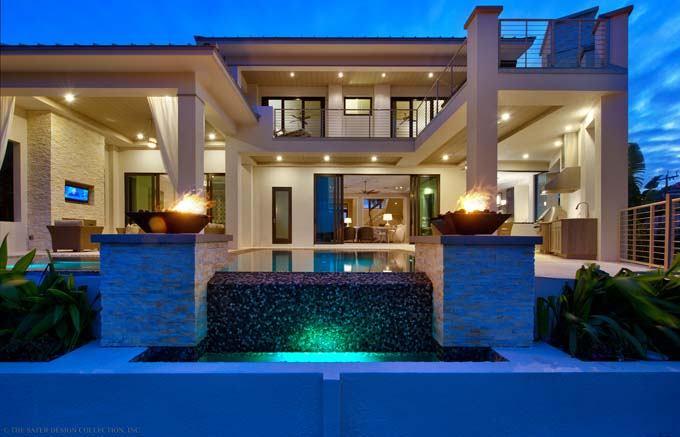 FourPlans: Totally Modern Luxury Homes