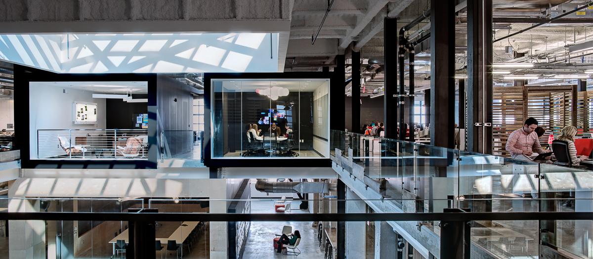 Campbell Ewald Headquarters Architect Magazine Neumann