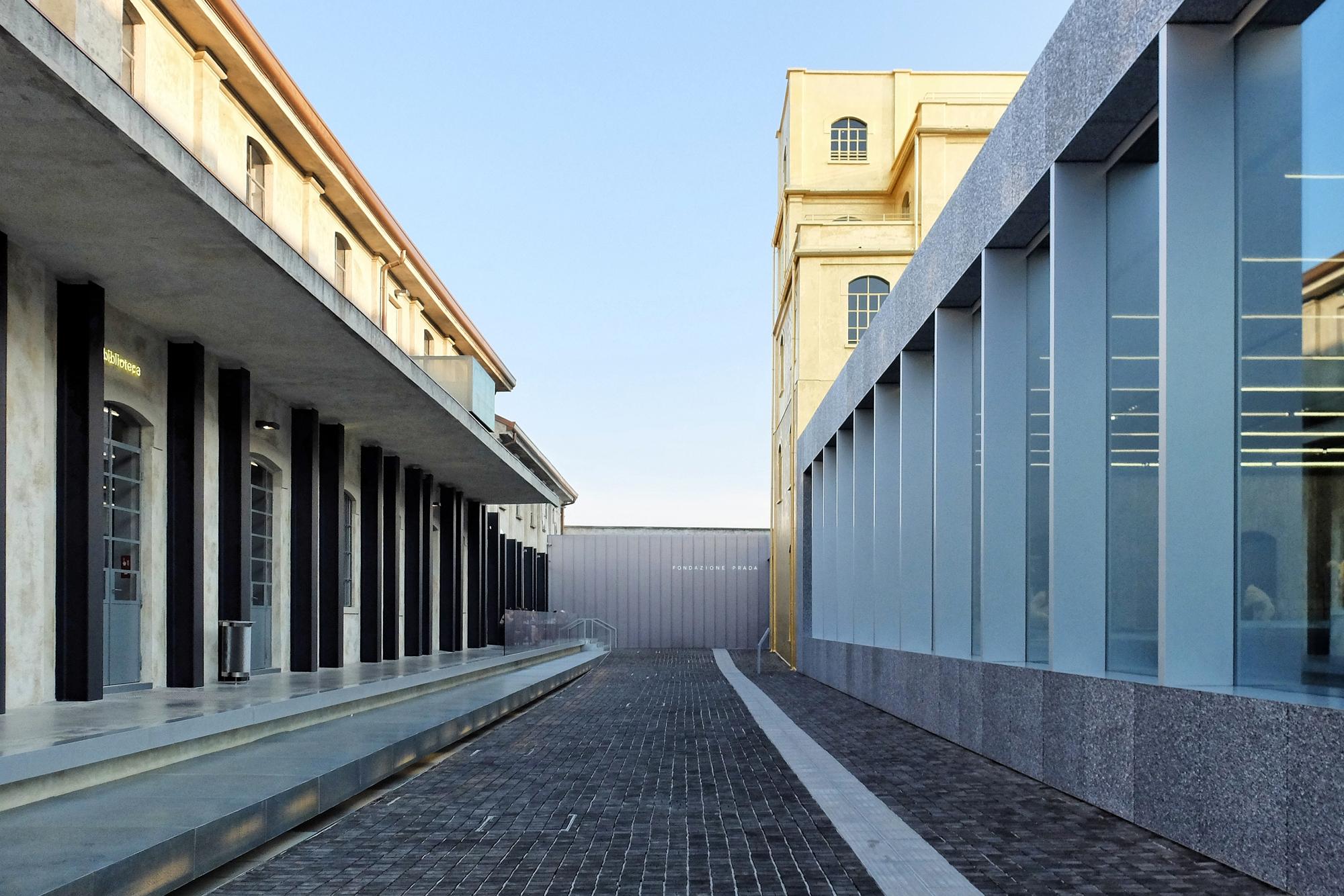 Where Oma S Fondazione Prada Comes Up Short Architect