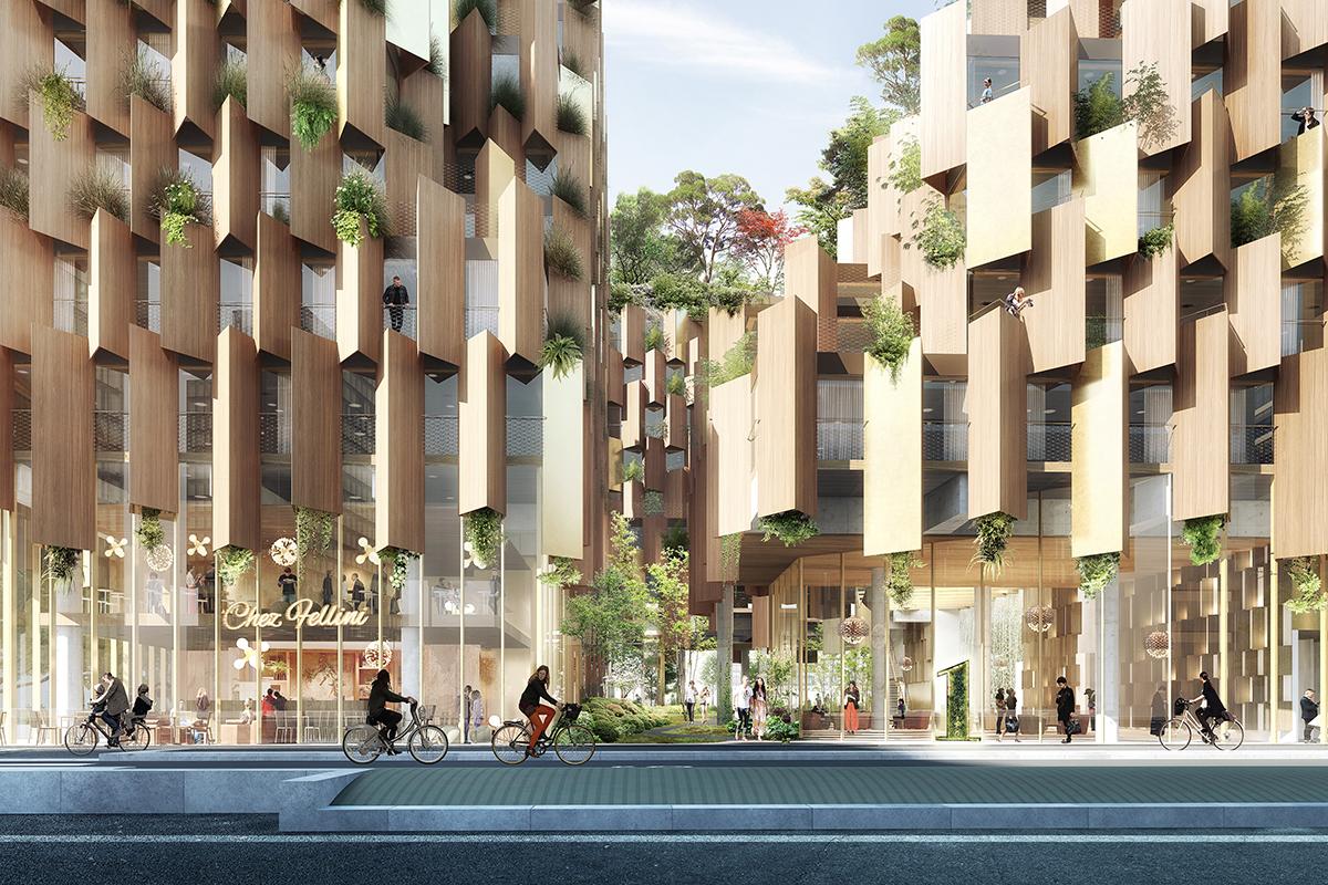 1 Hotel Paris Architect Magazine