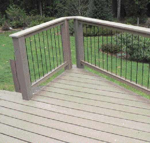 Wire Verandah Railings