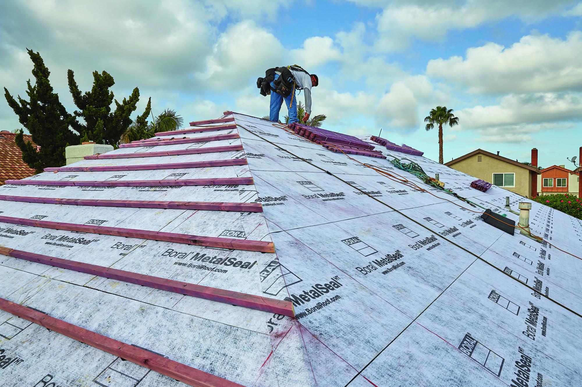 Metal Roofing Underlayment