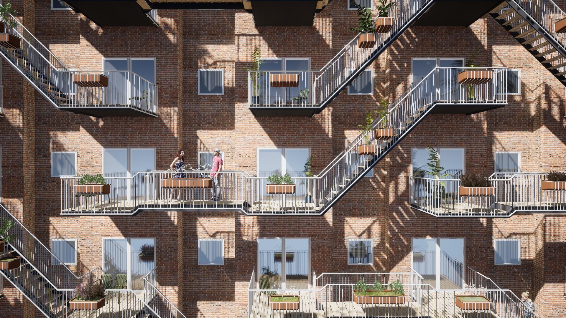 Modular Home Decks