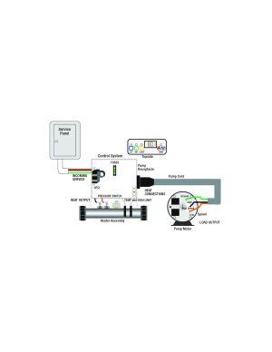 Single Speed Spa Circulation Pump Wiring Diagram | Wiring