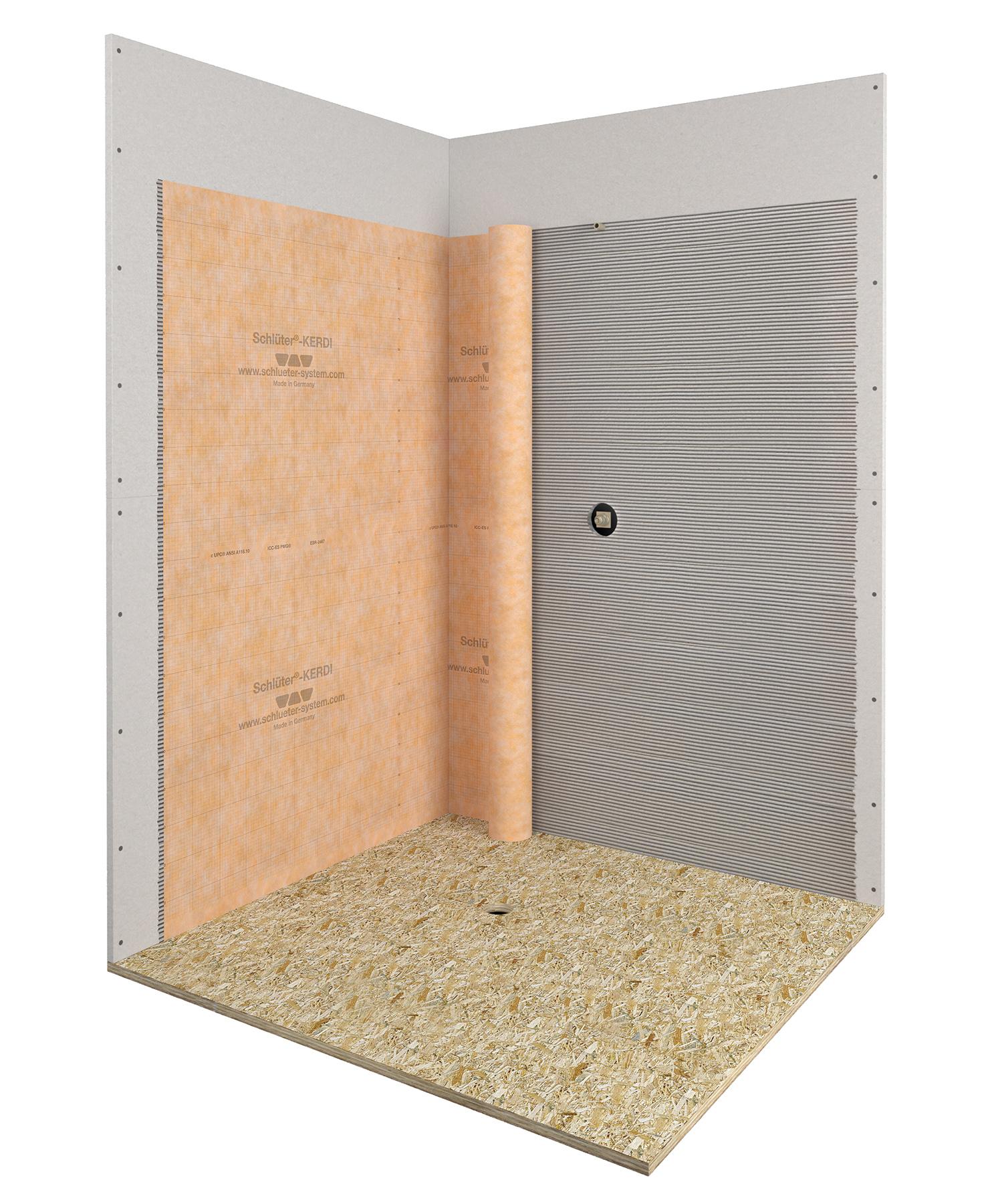 kerdi waterproofing membrane 6 7