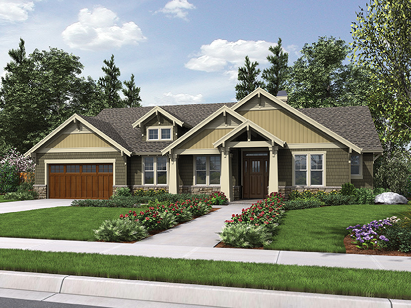 Four Great New House Plans Under 2,000 Sq. Ft.