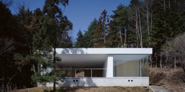 Furniture House 1 Architect Magazine Shigeru Ban Architects Yamanashi Japan Single Family