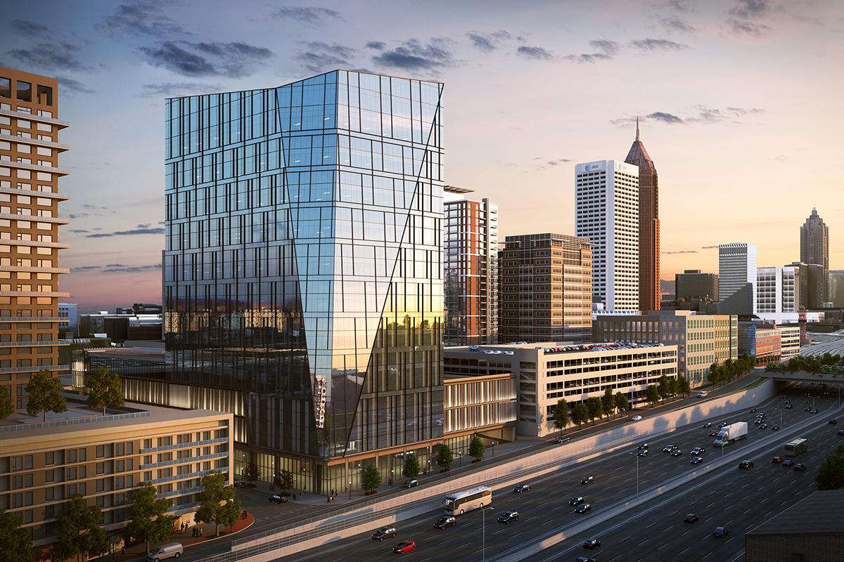 NCR Headquarters Architect Magazine DudaPaine
