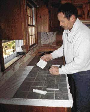 Tiling Over A Laminate Countertop Jlc