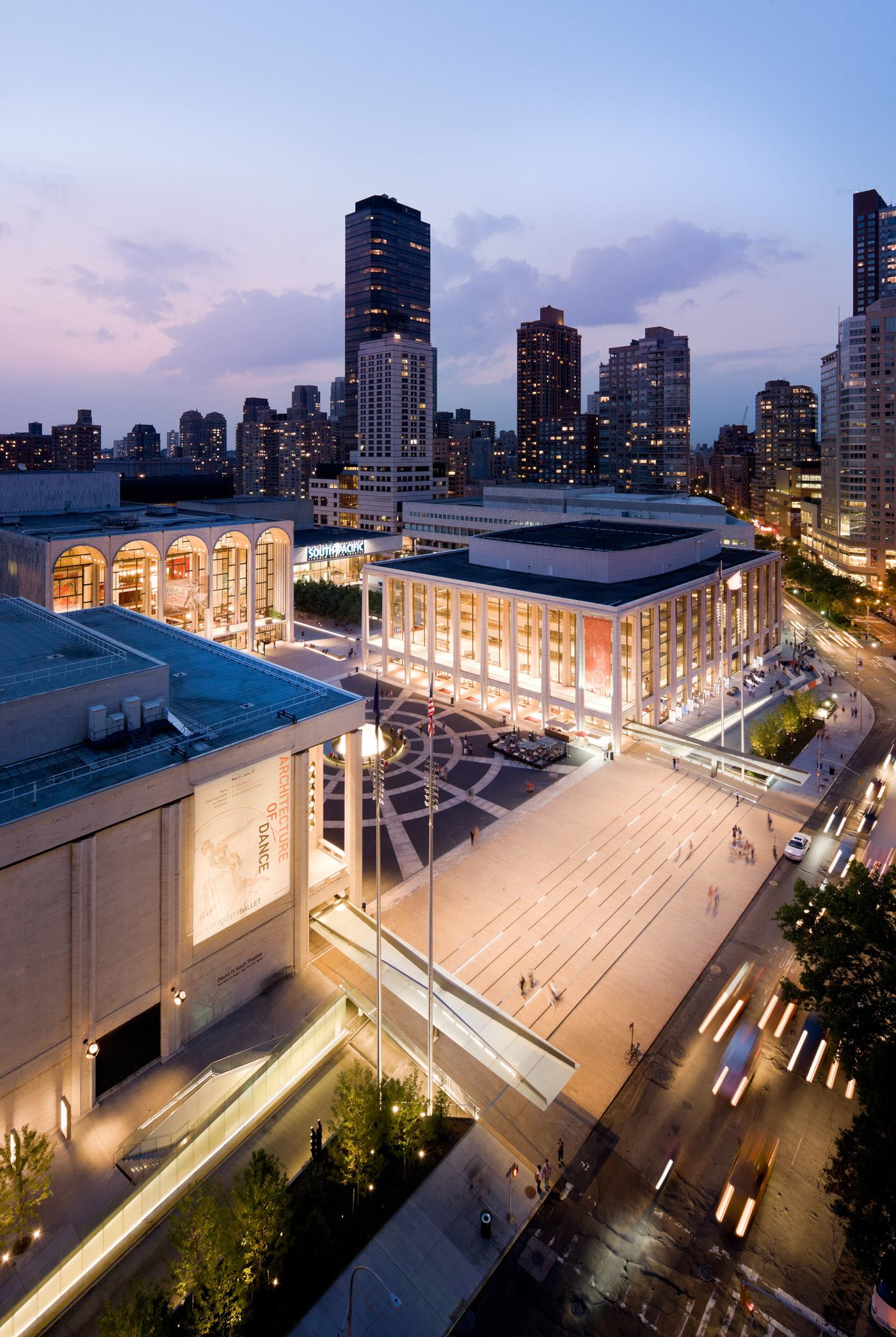 2011 Al Design Awards Lincoln Center Plaza New York