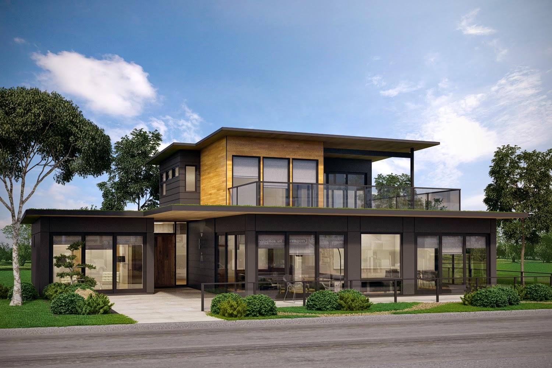 Modular Builder Gives Homes A Smart Upgrade