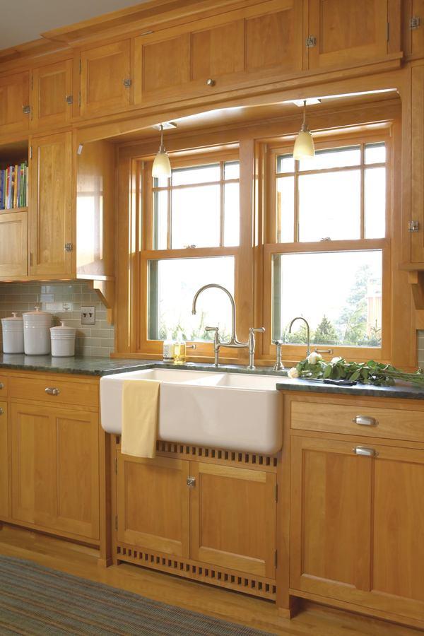 Prairie School Companion A 1920s Kitchen Gets Custom