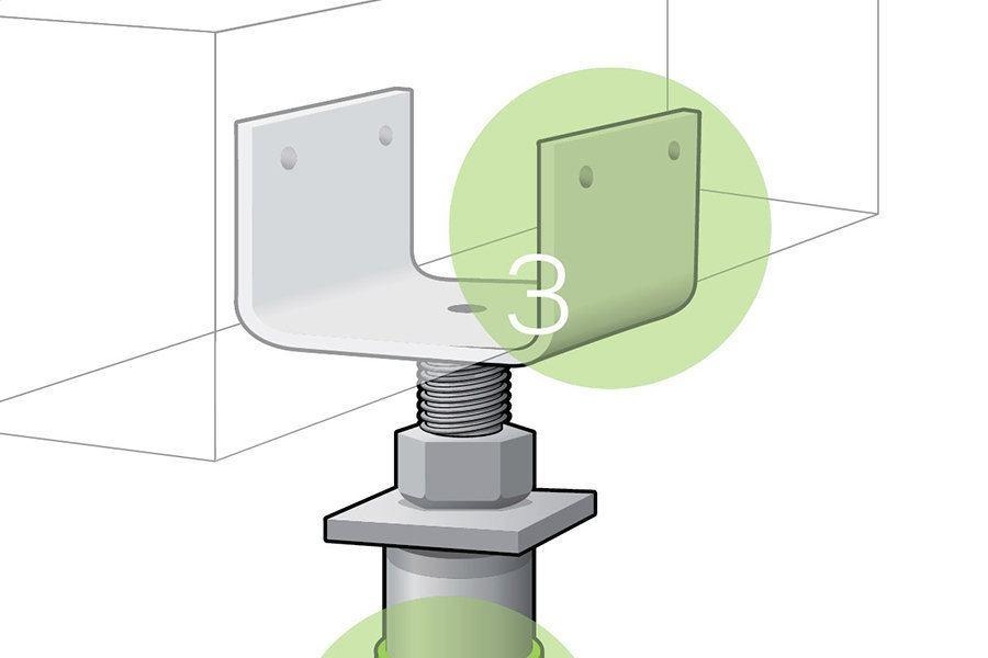 Installing Helical Pier Deck Supports Builder Magazine