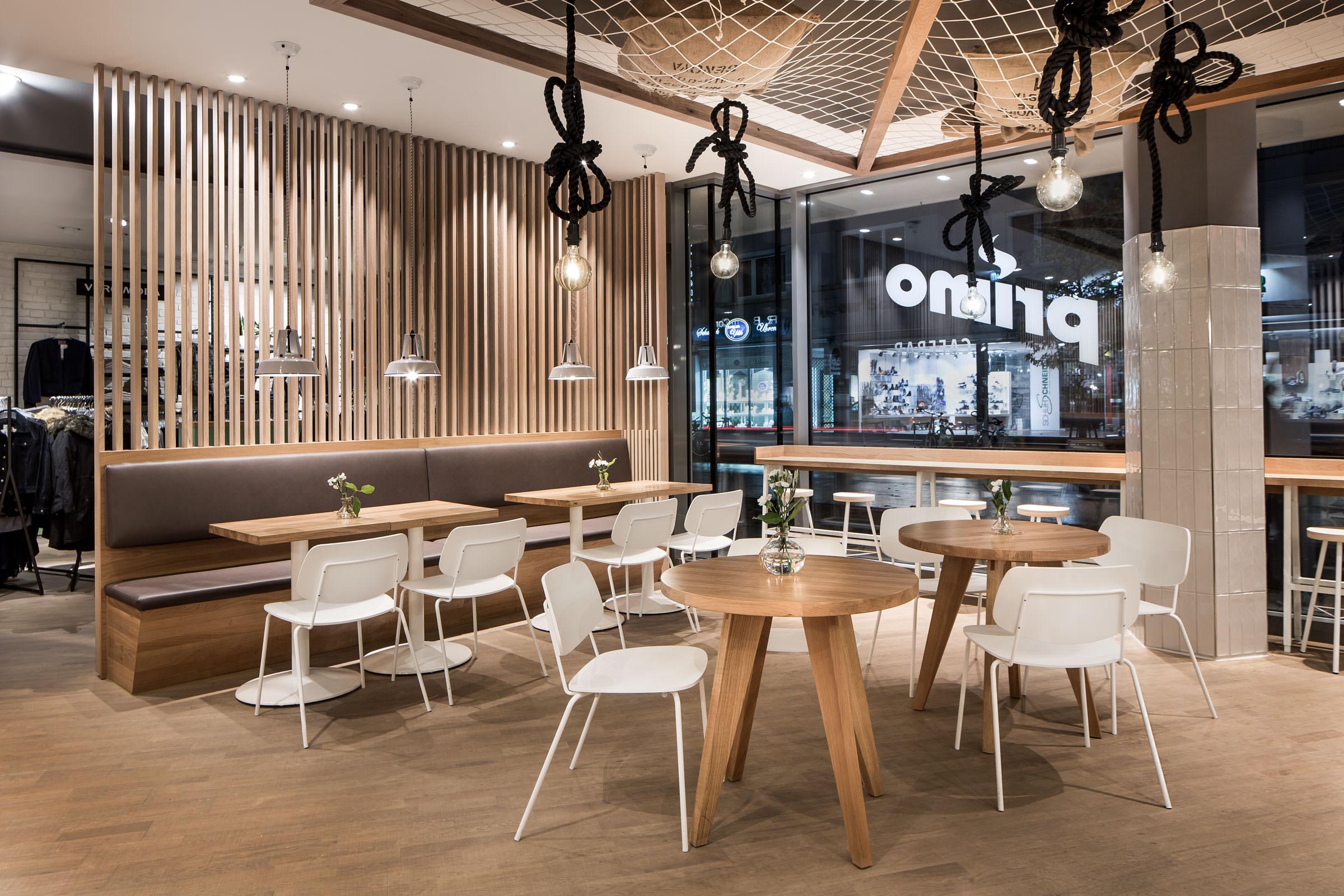 Primo Cafe Bar Tbingen Architect Magazine DIA