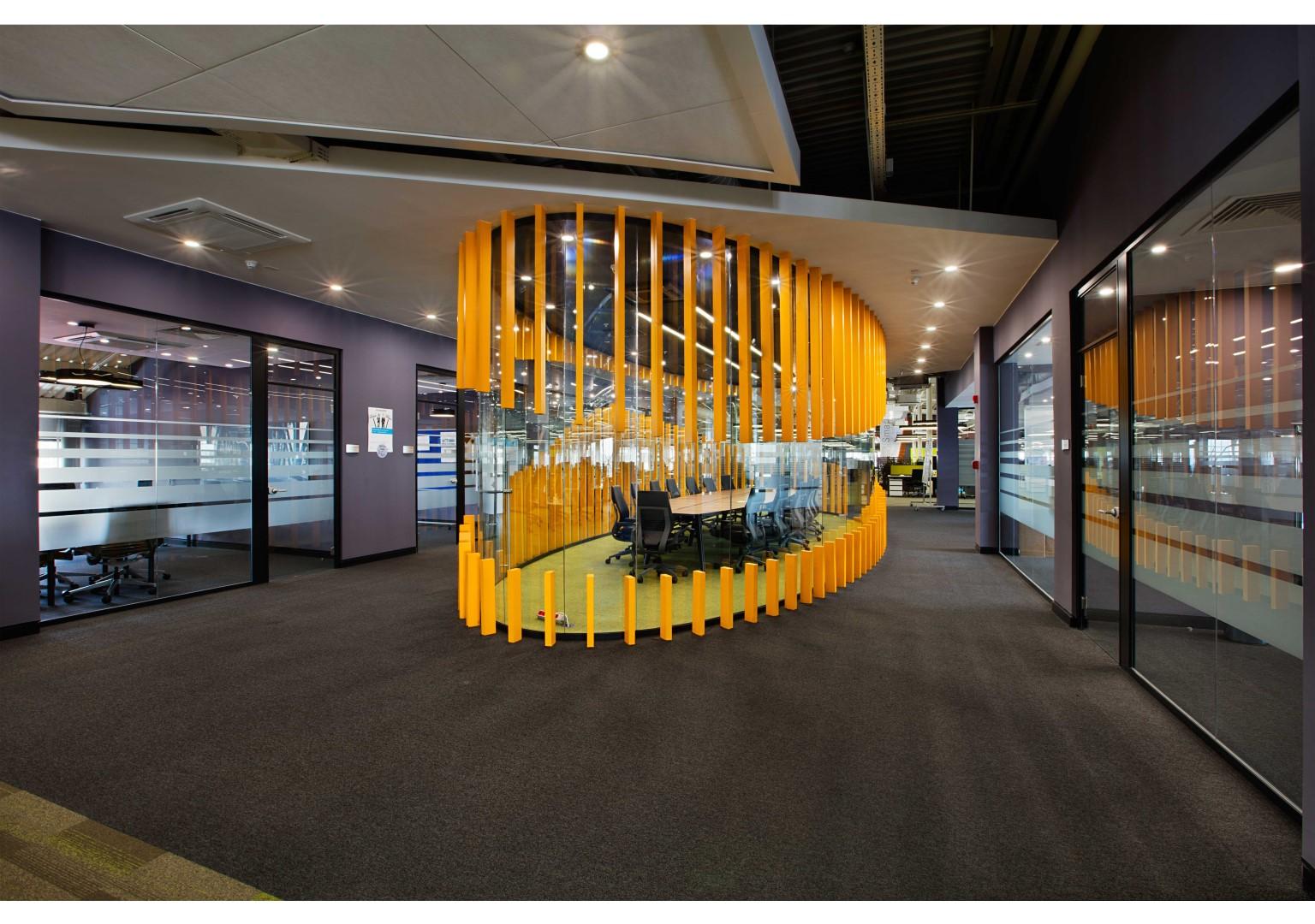 Mercedes Benz Turk IT Service Center Architect Magazine