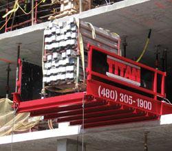 Titan Formwork Systems Llc Outrigger Platform Concrete