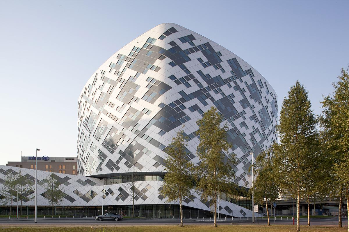 Hilton Amsterdam Airport Schiphol Architect Magazine