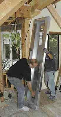Retrofitting An Engineered Shear Panel Jlc Online