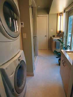 Expanding A Narrow Laundry Room Jlc Online Exteriors