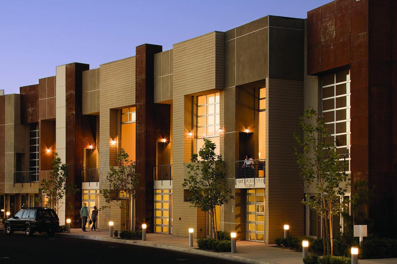 City Place Live Work Lofts Santa Ana Calif Builder