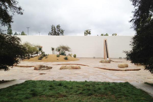 California Dreaming Noguchi S Hidden Park Architect
