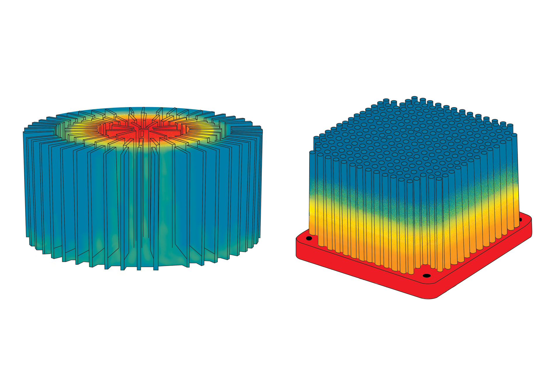 Keeping It Cool With Innovative Heat Sink Designs