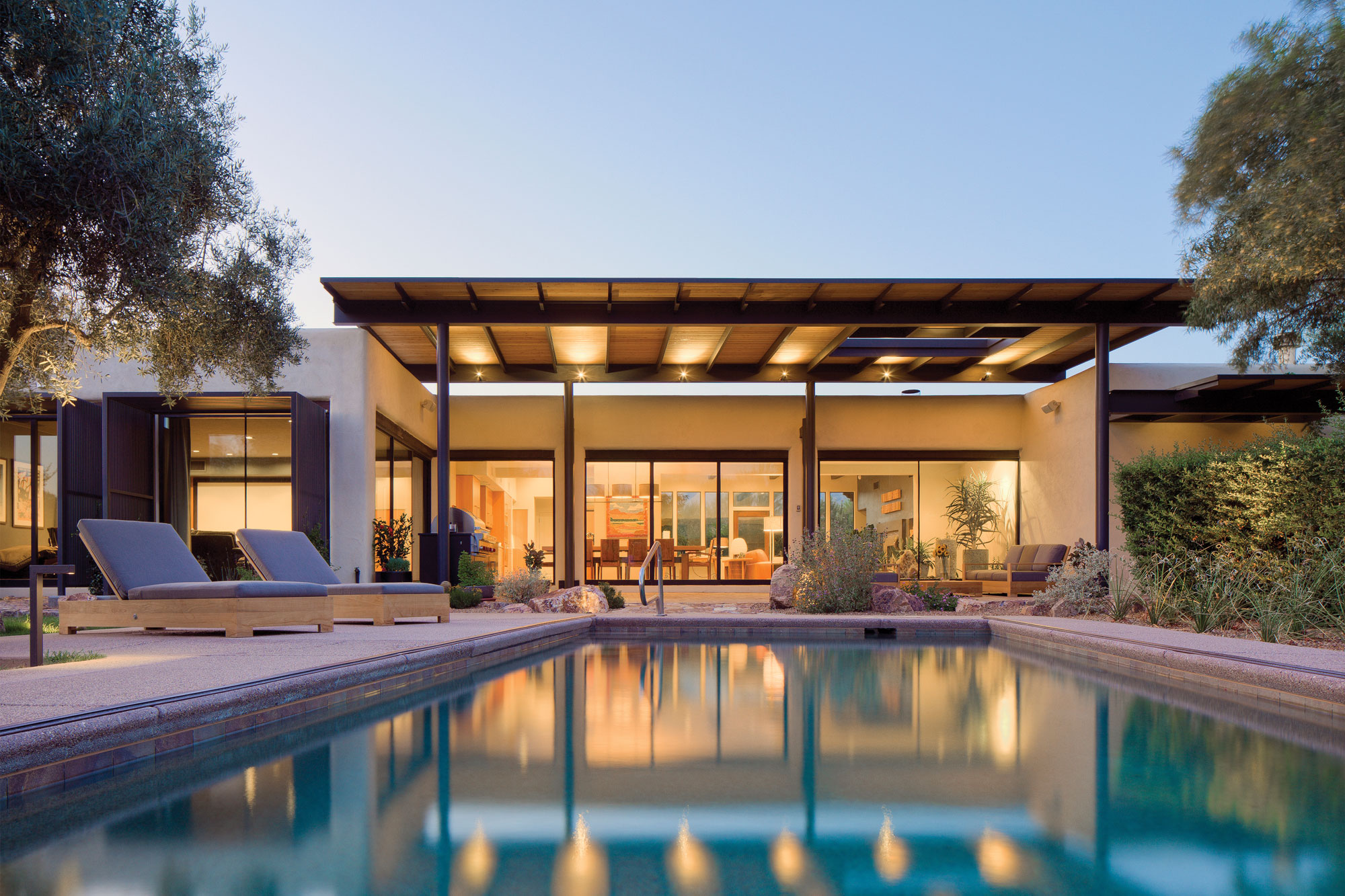 Spanish Style Home S Contemporary Makeover Remodeling
