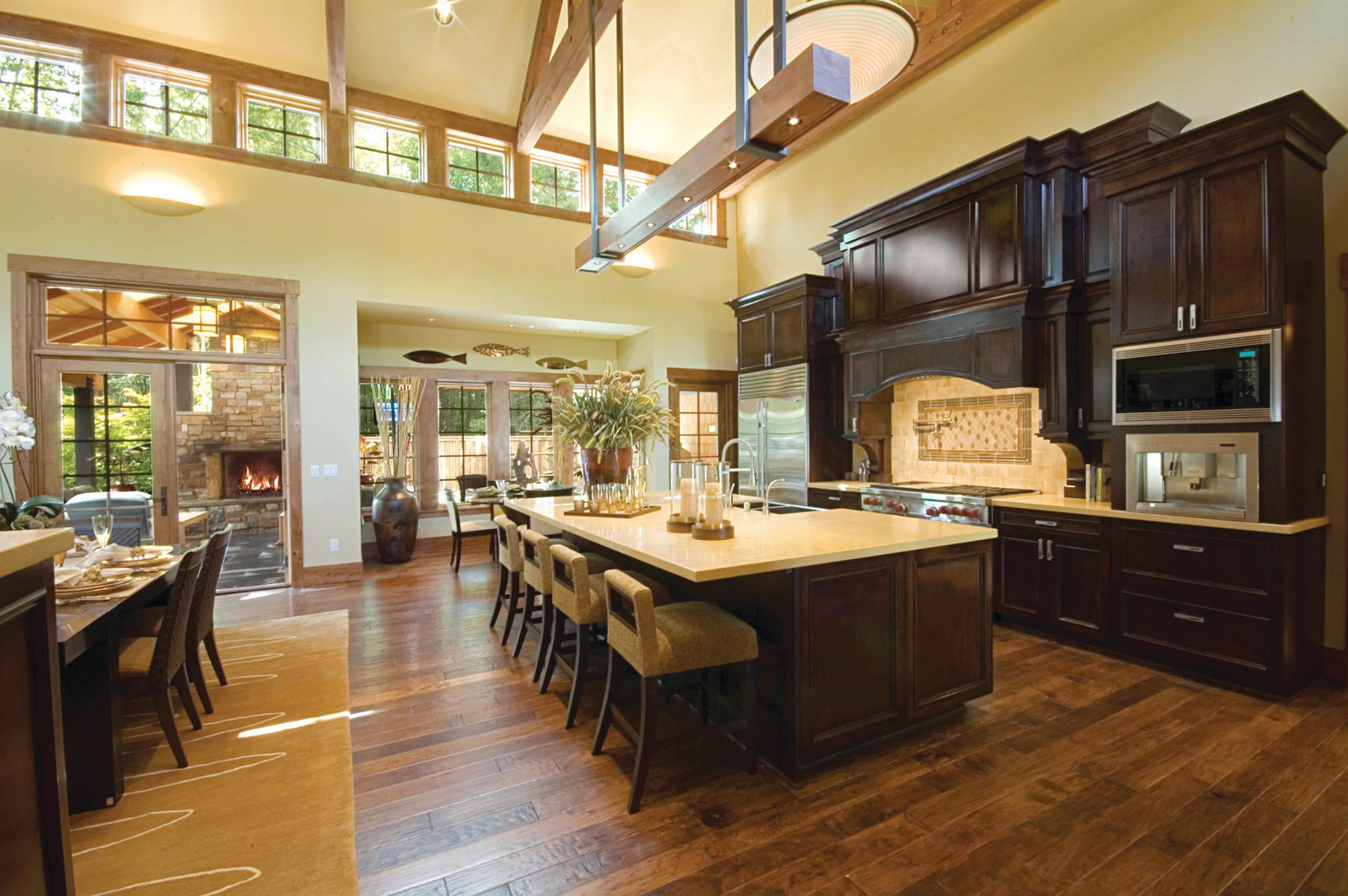 FSC Certified Cabinetry From Crystal Cabinet Works