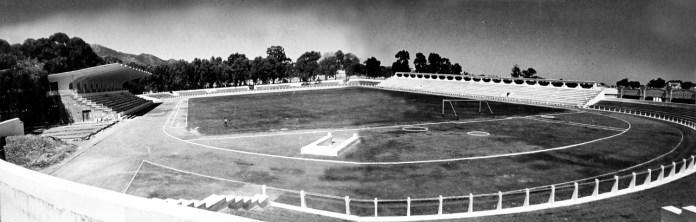 Vista del estadio (Los50).