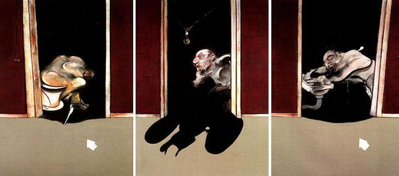 Resultado de imagen de el mono de francis bacon
