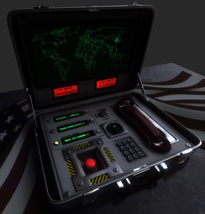 David Somers - Nuclear Briefcase