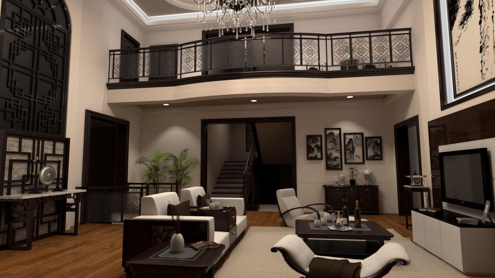 Modern Chinese Interior Design, Joey Lee