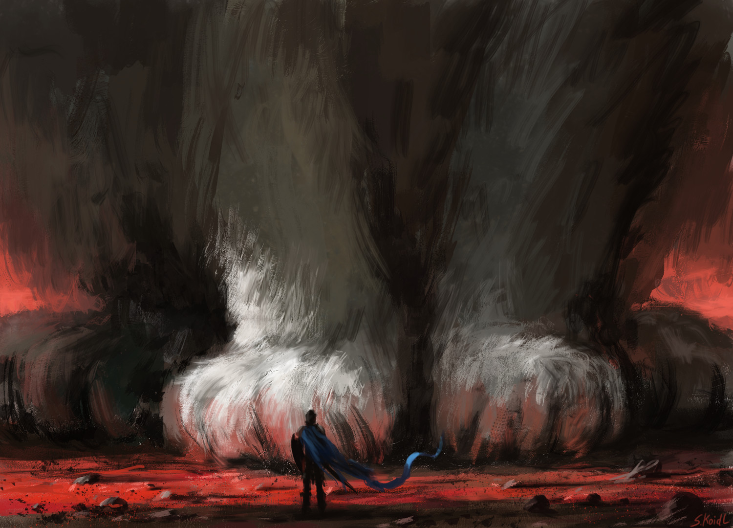 Stefan Koidl Daily Speedpaints