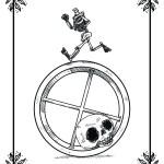Artstation Skeleton Tarot Cards Major Arcana Stephanie Mayton