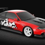Artstation Nissan Silvia S15 With Custom Bodykit Wojciech Klimas