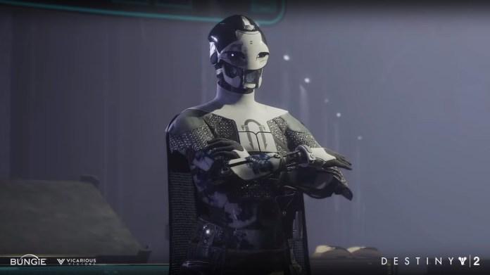 Artstation Ada 1 Destiny 2 Black Armory Chad Hamlet
