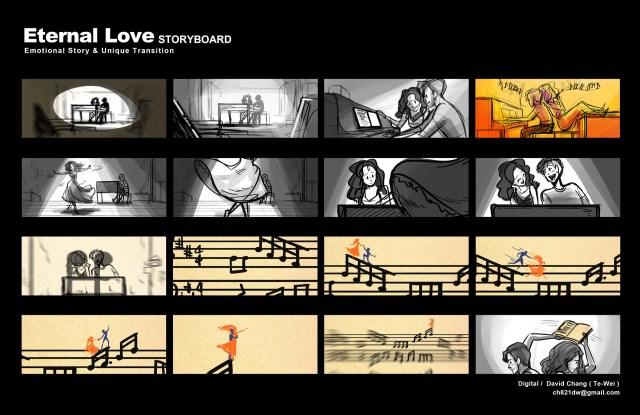 David dream station eternal love 02