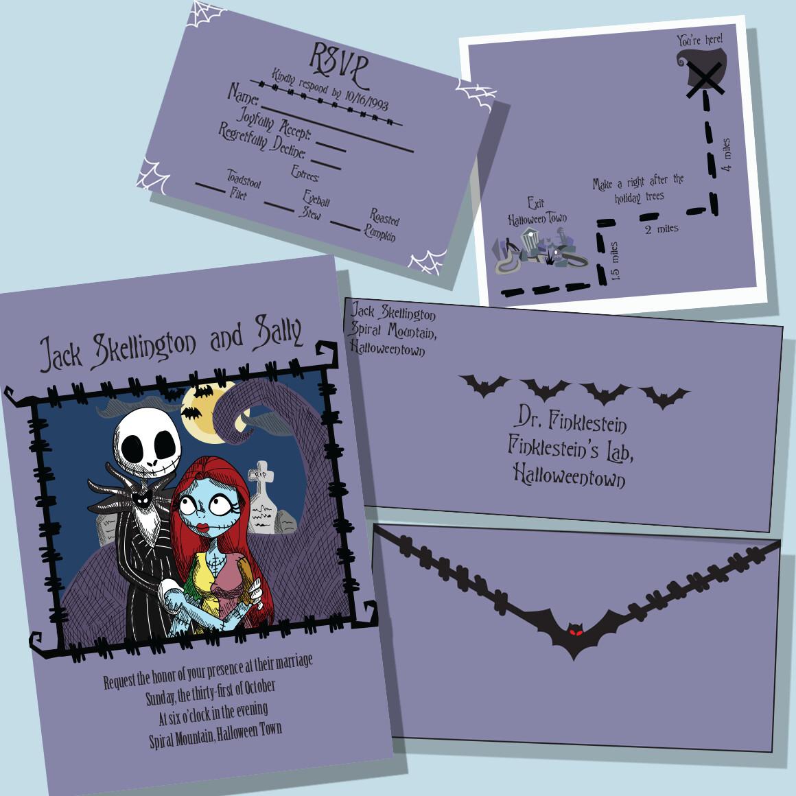 sally wedding invitations lauren valinotti